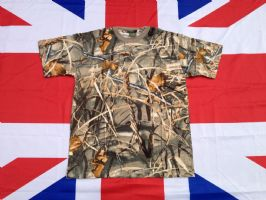 ## NEW ## WOODLAND REAL TREE T SHIRT